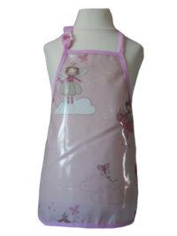 Babies' Fairy oilcloth apron