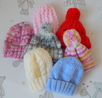 hats for tiny babies