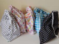 Drawstring bags group